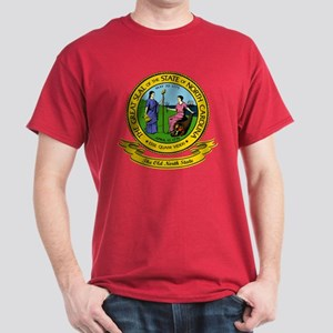 North Carolina Seal Dark T-Shirt